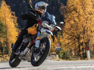 Moto Guzzi V85TT: zo'n 8.000 proefritten gereserveerd