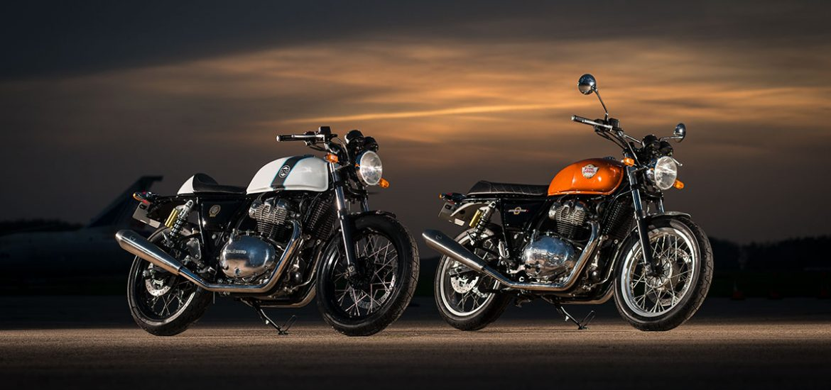 Motomondo Motorbeurs Utrecht - Royal Enfield Twins
