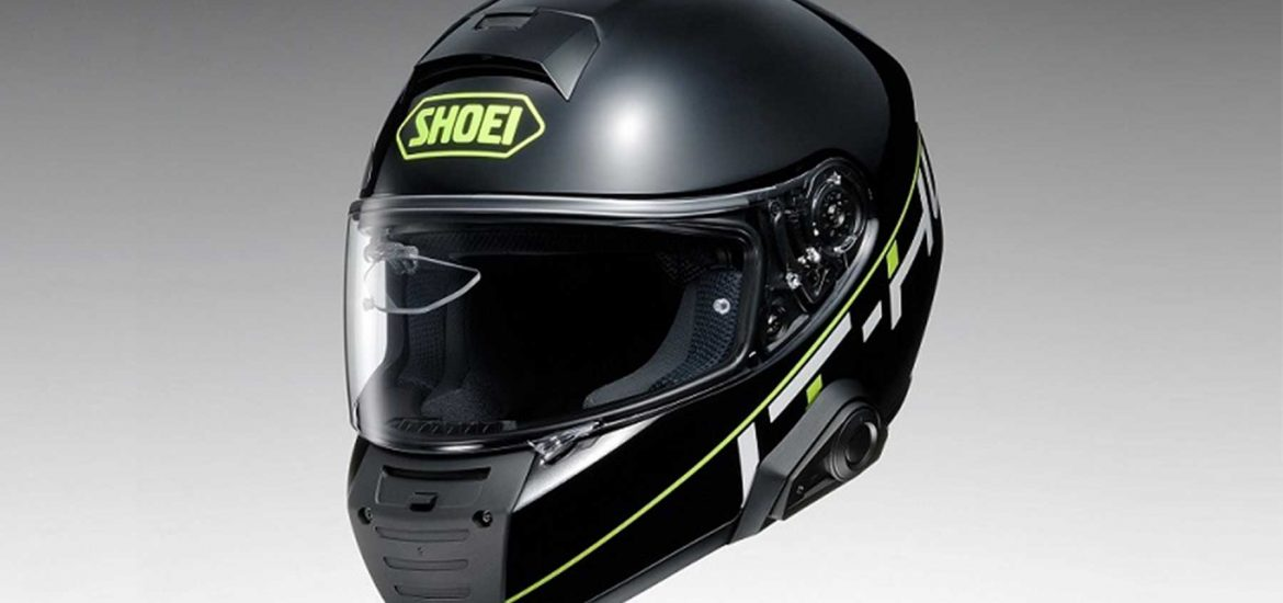 Shoei IT-HT Smart Helm