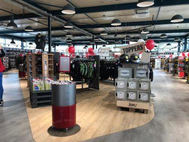 Louis opent megastore in Tilburg