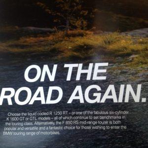 BMW brochure 2019