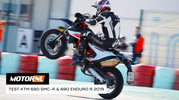 KTM 690 SMC R & 690 Enduro R 2019 – test