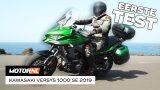 Kawasaki Versys 1000 SE 2019 – Eerste Test #Vlog