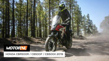 Honda CBR500R / CB500F / CB500X 2019 – FULL TEST