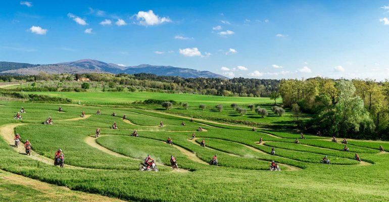 Nieuwe cursussen en reizen bij Ducati Riding Academy