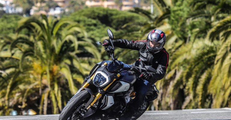 Ducati Live Experience: test een Ducati