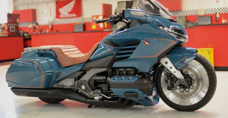Honda Cool Wing op Daytona Bike Week