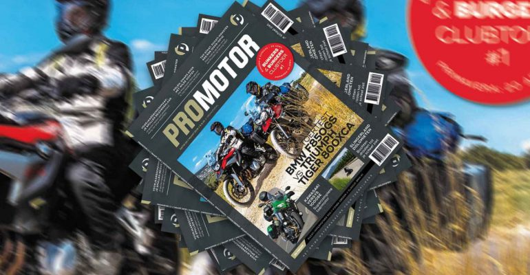 Inhoud, routes & video's Promotor 02/2019