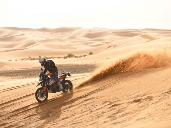 KTM 790 Adventure (R) – test