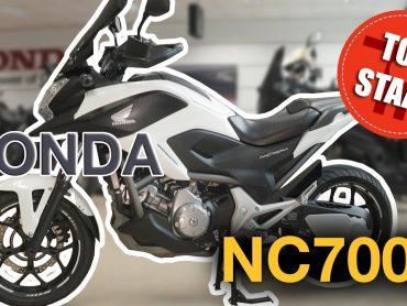 Honda NC700X – Top Staat #2