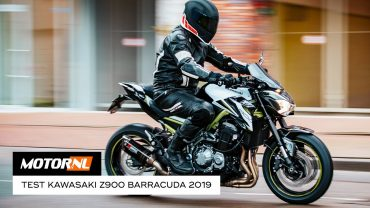 Kawasaki Z900 Barracuda 2019 – test