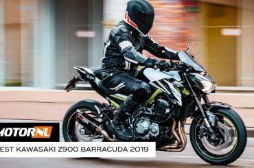Kawasaki Z900 Barracuda 2019 – test