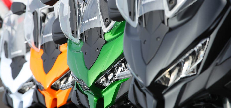 Kawasaki Versys 1000 lezerstest