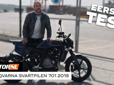 Husqvarna SVARTPILEN 701 2019 – Eerste Test #Vlog