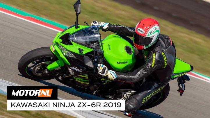Kawasaki Ninja ZX-6R 2019 – test