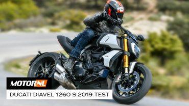 Ducati Diavel 1260 S 2019 – test