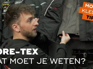 Wat is Gore-Tex? | Motorkledingtips