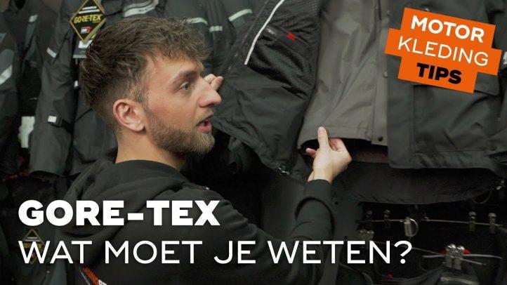 Wat is Gore-Tex?   Motorkledingtips