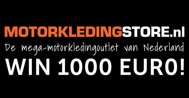 Win een waardebon van 1.000 EURO met je Mega MotorTreffen toegangskaart