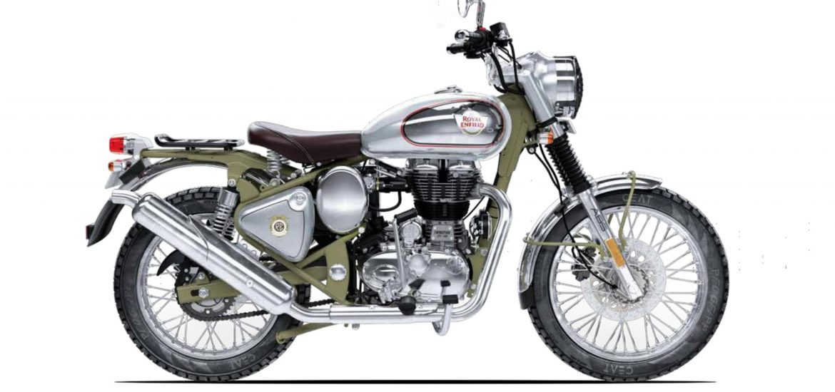 2019 Royal Enfield Bullet Trails