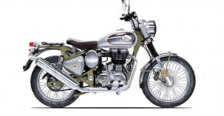 Royal Enfield presenteert de Bullet Trials