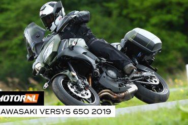Kawasaki Versys 650 2019 – test