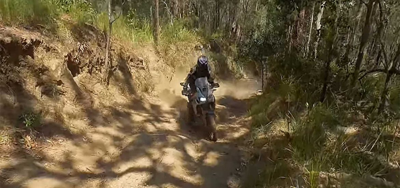 Africa Twin Hillclimb