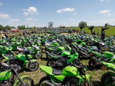 Grootste Kawasaki Tour ooit!