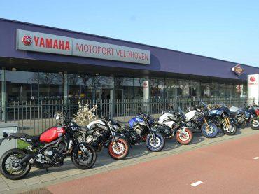 MotoPort Veldhoven opent het Moto-Experience Center