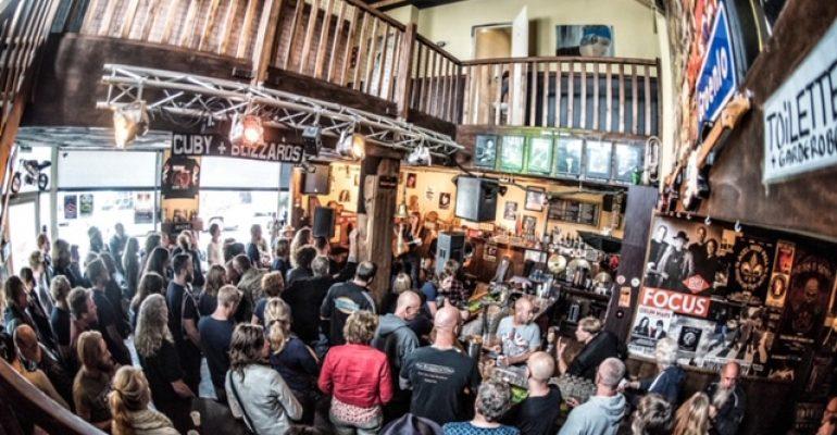Nieuw in Groenlo: Bikertrefpunt en Toerstop Rockcafé Taste