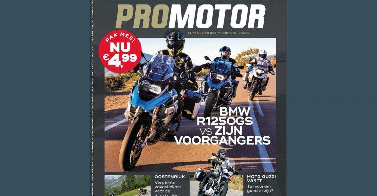 Inhoud, routes & video's Promotor 03/2019