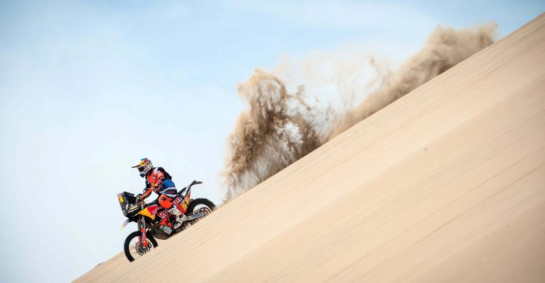 Dakar Rally in 2020 naar Saoedi-Arabië?