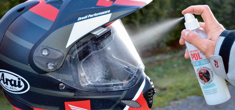 Onderhoud helm