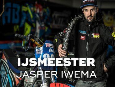 IJsspeedway Gladiator Jasper Iwema