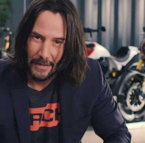 Keanu Reeves praat over zijn mooiste motoren