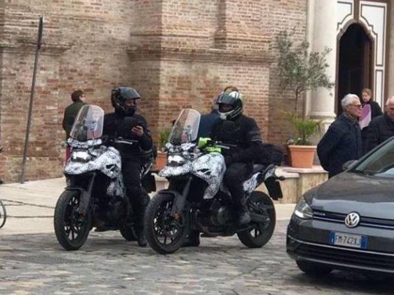 Nieuwe Suzuki V-Strom voor 2020?
