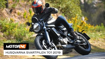 Husqvarna SVARTPILEN 701 2019 – test