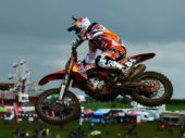 Herlings al in Zweden terug in MXGP
