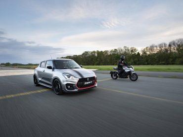 Suzuki Swift Sport Katana… een automobiel!