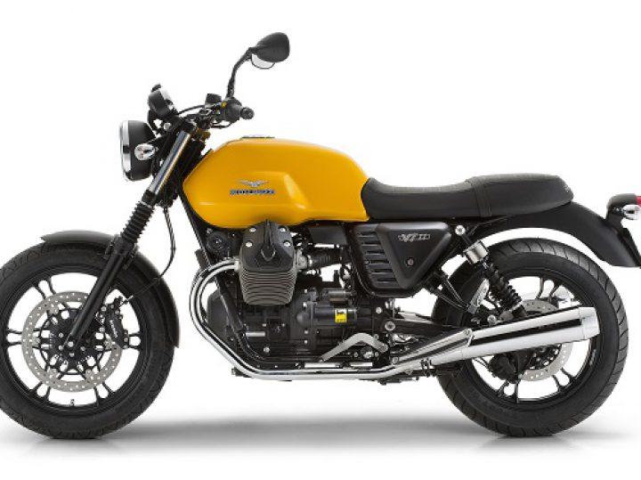 Nieuw: Moto Guzzi V7 II