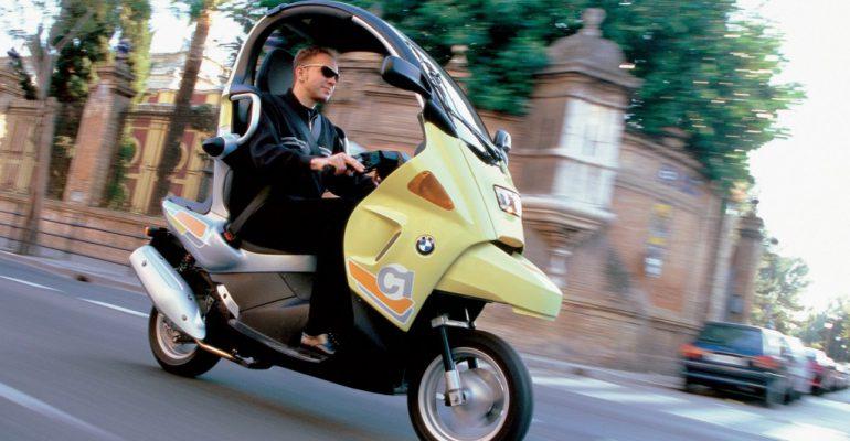 Icoon: BMW C1