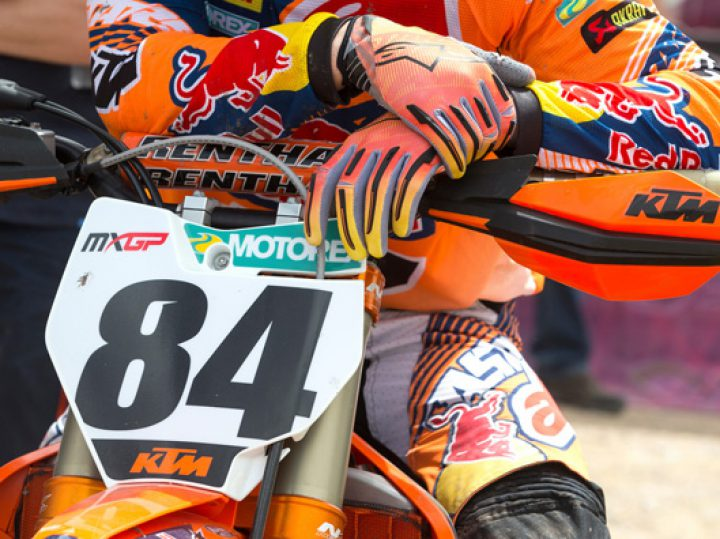 Jeffrey Herlings over voortgang in MXGP