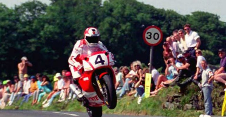 Documentaire: Carl Fogarty