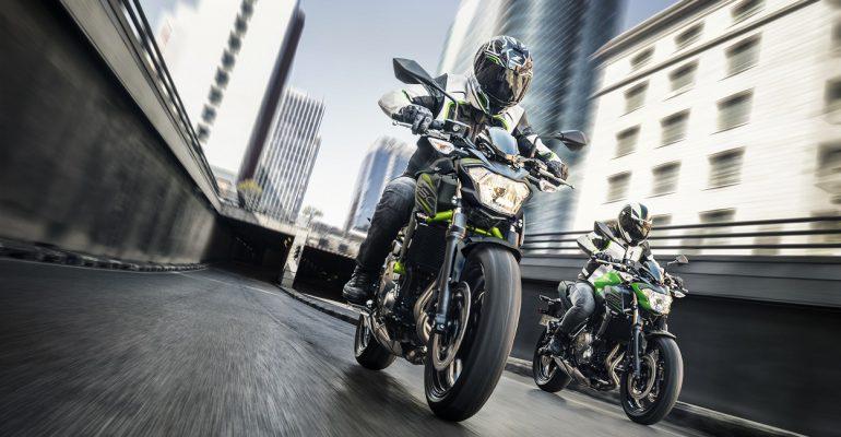 Kawasaki Z650 met brandstofpas van € 500