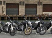 Zero Motorcycles kondigt 2018 modellen aan