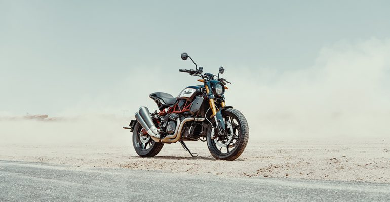 Intermot: Indian Scout FTR1200(S)