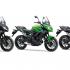 Kawasaki vernieuwt Versys 650 voor 2019