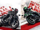 Kawasaki lanceert 2019 uitvoeringen van de verbluffende Z1000 en Z1000R