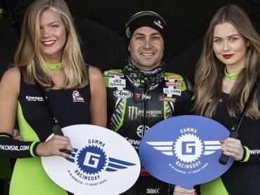 Kawasaki met Leon Haslam naar Gamma Racing Days