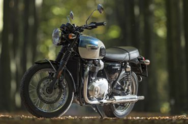 Getest: Triumph T100 Bonneville